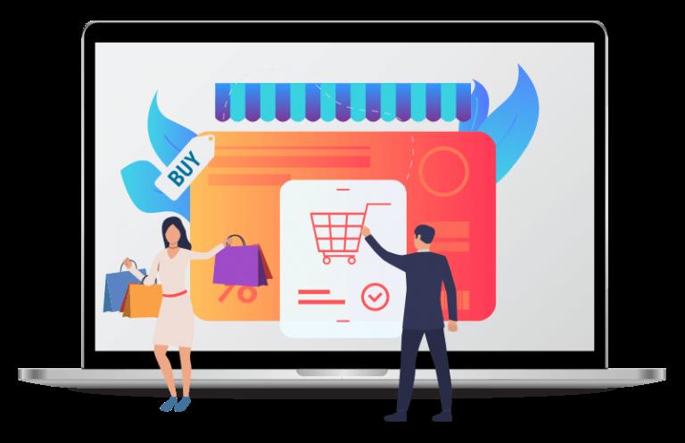 eCommerce Web Design UAE