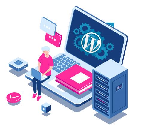 wordpress development in uae